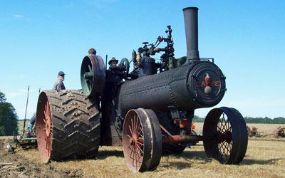 Steam Engine Tractors